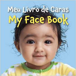 My Face Book (Portuguese-English)