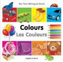 My first bilingual book - Colors (French-English)