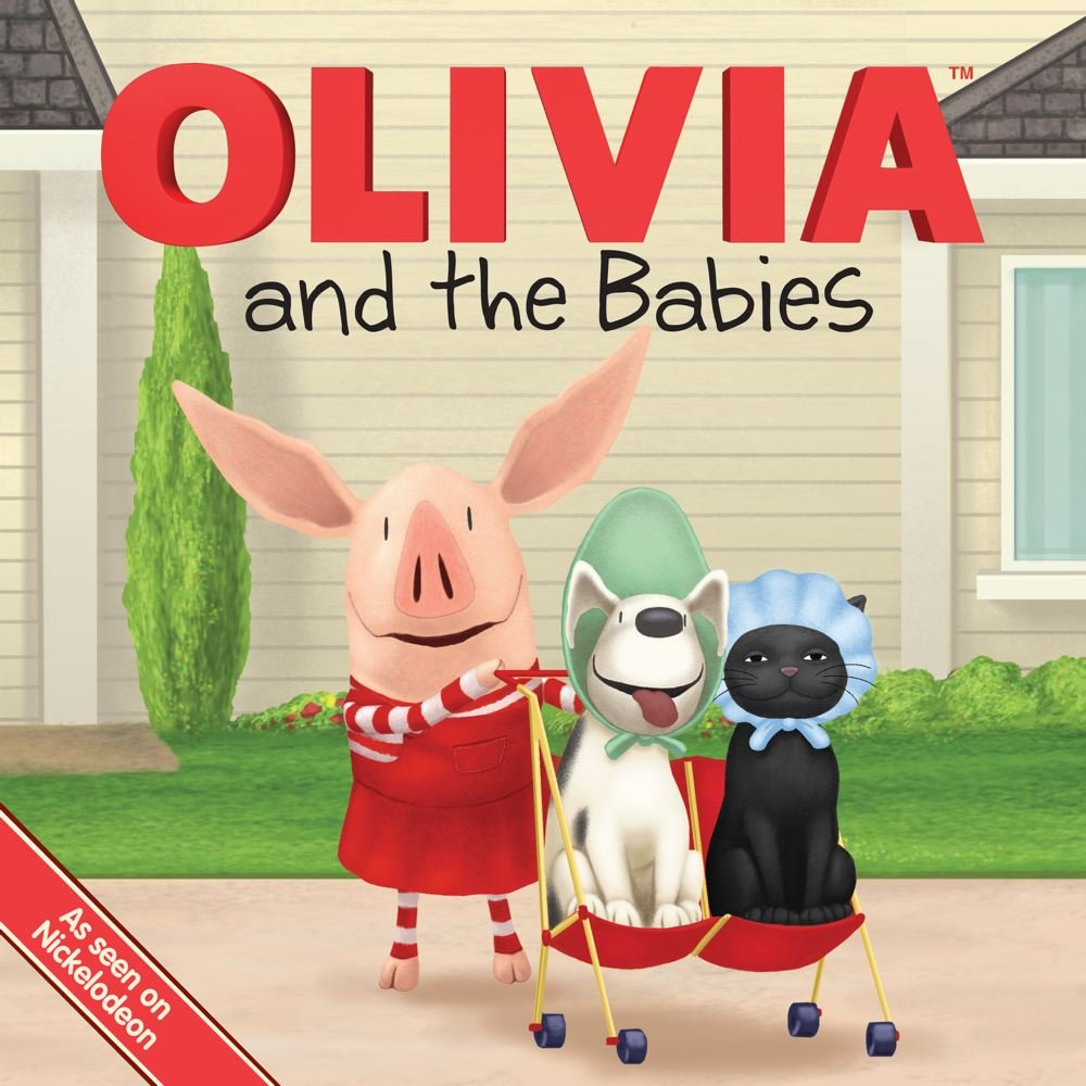 Olivia and the Babies (English)