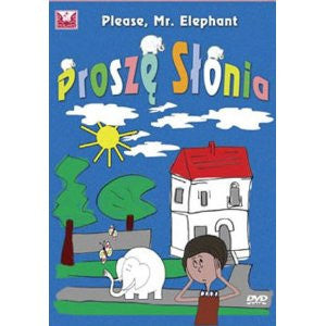 Prosze Slonia (Please, Mr. Elephant) - DVD (Polish)