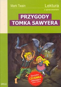Przygody Tomka Sawyera-The Adventures of Tom Sawyer (Polish)