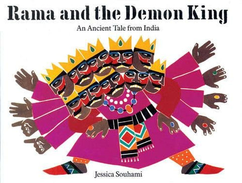 Rama and the Demon King: An Ancient Tale from India (English)