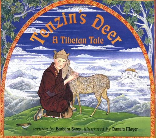 Tenzin's Deer: A Tibetan Tale (English)