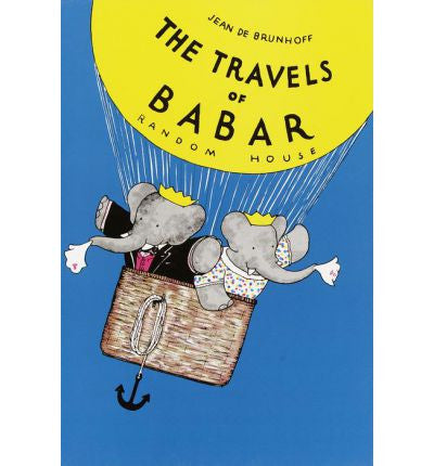 The Travels of Babar (French-English)