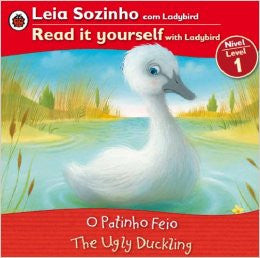 Ugly Duckling: Read it yourself, level 1 (Portuguese-English)