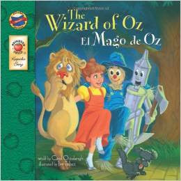 El mago de Oz - The wizard of Oz (Spanish)