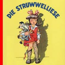 German children's book: Die Struwwelliese (German)
