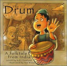 The Drum: A folktale from India (English)