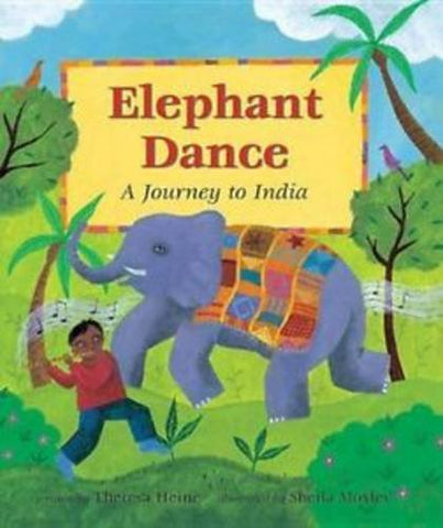 Elephant Dance - a Journey to India (English)
