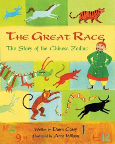 The Great Race - The Story of the Chinese Zodiac (English)