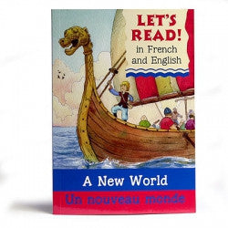 Let's read! - A new world (French-English)