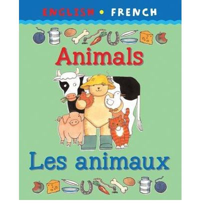 Les Animaux - Animals (French-English)