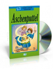 Aschenputel-Cinderella, Book+CD (German