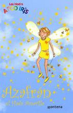 Azafran el hada amarilla-Sunny, the yellow fairy (Spanish)