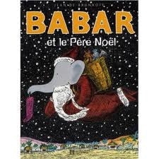 Babar et le Pere Noel (French)