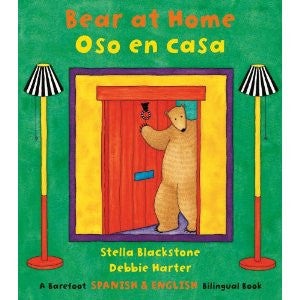 Bear at home (Spanish)