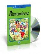 Blancanieves - The Snow White, Book+CD (Spanish)