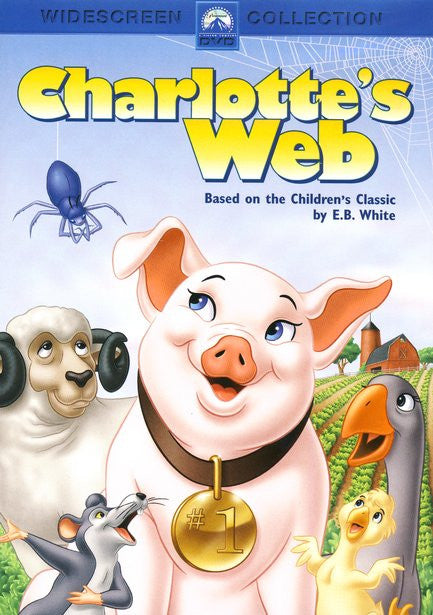 Charlotte's Web, DVD (English, French)