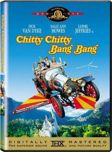 Chitty, Chitty Bang Bang (Dick Van Dyke), DVD (English,French)