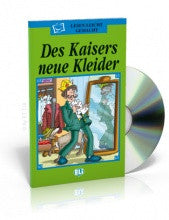 Das Kaiser Neue Kleider - The Emperor's new Clothes, Book+CD (German)