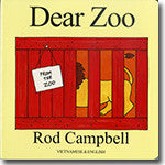 Bilingual Arabic Children's Book: Dear Zoo (Arabic-English)