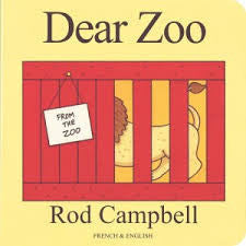 Dear Zoo (Russian-English)