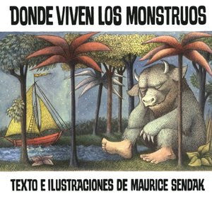Donde viven los monstruos- Where the Wild Things Are (Spanish)
