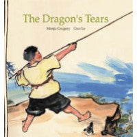 Biligual Chinese Children's Book: The Dragon Tears (Chinese-English)
