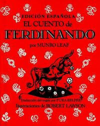 El Cuento de Ferdinando-The story of Ferdinand (Spanish)