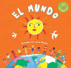 El mundo-Whole world, Book+CD (Spanish)