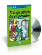 El traje nueve del emperador - The emperor's new clothes, Book+CD (Spanish)