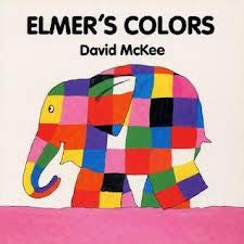 Elmers Colours (Spanish)
