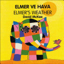David McKee in Chinese: Elmer's Weather (Chinese-English)