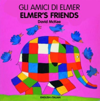 Elmers Friends (Italian-English)