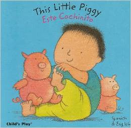 Este cochinito-This Little Piggy (Spanish)