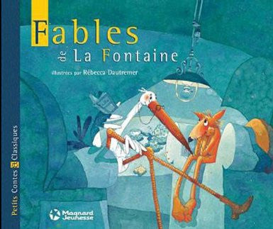 Fables de La Fontaine (French)