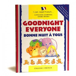 Good night everyone - Bonne nuit a tous (French-English)