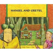 Hansel and Gretel (Portuguese-English)
