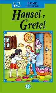 Hansel e Gretel,Book and CD (Italian)