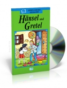 Hansel and Gretel, Book+CD (German)