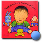 Head, Shoulder, Knees and Toes (Polish-English)