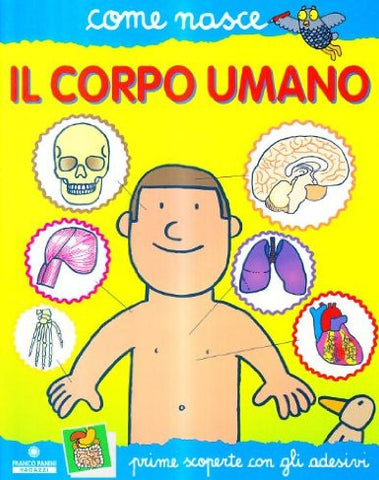 Il corpo umano - The Human Body (Italian)