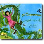 Bilingual Chinese Children's Book: Jill and Beanstalk (Chinese-English)