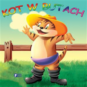 Kot w butach - Cat in boots (Polish)