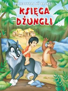 Ksiega Dzungli - Jungle Book (Polish)