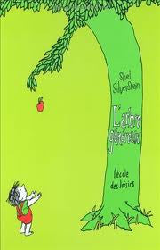 L'Arbre Genereux - The giving tree (French)