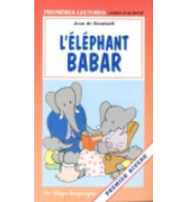 L'elephant Babar  (French)