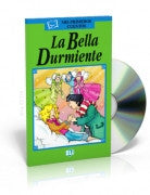La bella durmiente - The sleeping beauty, Book+CD (Spanish)
