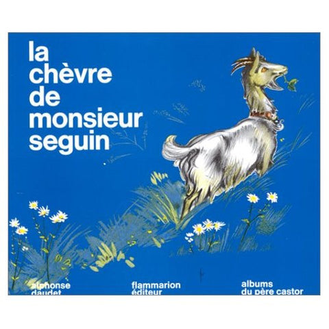 La Chevre de M. Seguin - CD (French)