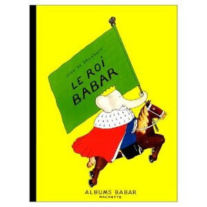 Le Roi Babar  (French)